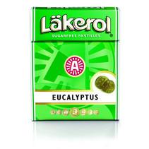 Lakerol Eucalyptus 23 Gram 12 Stuks