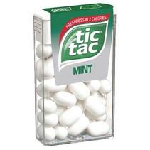 Tic Tac T1 Mint 24 Stuks