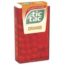 Tic Tac - Orange 36 Stuks