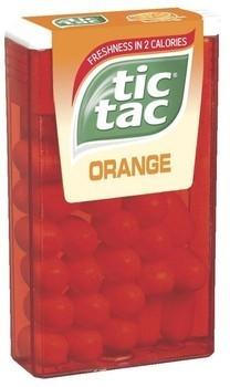 Tic Tac Tic Tac - Orange 36 Stuks