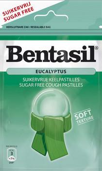 Bentasil Bentasil Eucaluptus Suikverij 32 Gram 12 Stuks