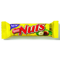 Nestle Nuts 42 Gram 24 Stuks