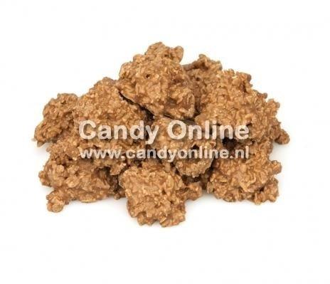 CandyOnline - Cocosrotjes Melk Chocolade 200 Gram