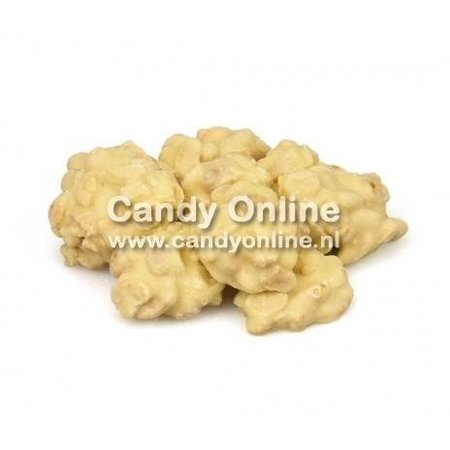 Overige Pindarotsjes Witte Chocolade 200 Gram