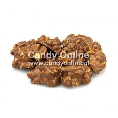 Overige Pindarotjes Melk Chocolade 200 Gram