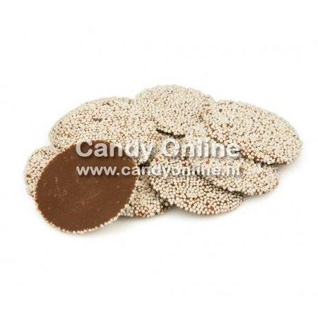 Overige Heren Flikken Pure Chocolade 200 Gram