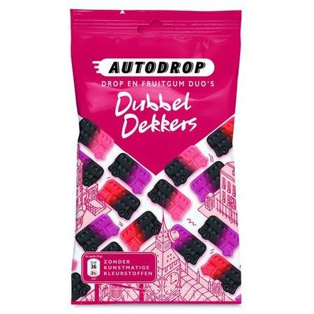 Autodrop Autodrop Dubbeldekkers 85 Gram 16 Zakken