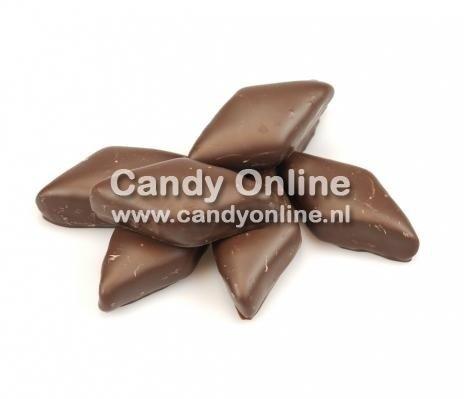 Overige Chocolade Spekjes Puur Klein 9 Stuks
