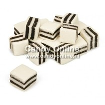 Taveners Black & White Mints 250 Gram