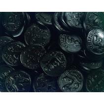 Haribo - Drop Medailles Zoet 250 Gram