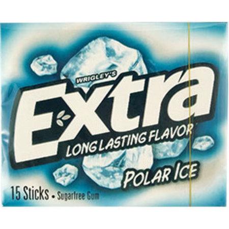 Wrigley's  Wrigley's Extra Polar Ice 15 Sticks