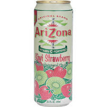 Arizona Kiwi Strawberry Tea 680ml