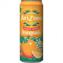 Arizona Orangeade Tea 680ml