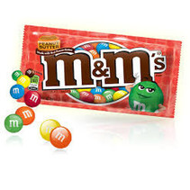 M&M's Peanut Butter 46 Gram