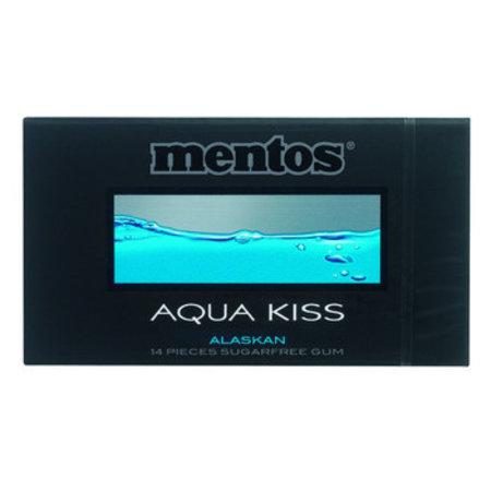 Mentos Mentos Aqua Kiss Alaskan 20 Pakjes