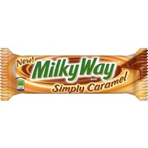 Milky Way Simply Caramel 54,1 Gram