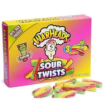 Warheads Sour Twist Box 99 Gram