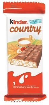 Image of Ferrero Ferrero Kinder Country 40 Stuks 78282233