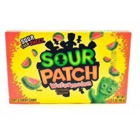 Sour Patch Sour Patch Watermelon Videobox 99 Gram