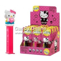 Pez Dispenser Hello Kitty 12 Stuks