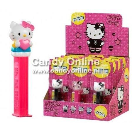 Pez Pez Dispenser Hello Kitty 12 Stuks
