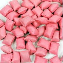 Geboorte Snoep Kussentjes Roze 200 Gram