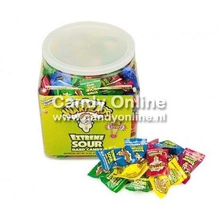 Warheads Warheads Extreme Sour Hard Candy 240 Stuks
