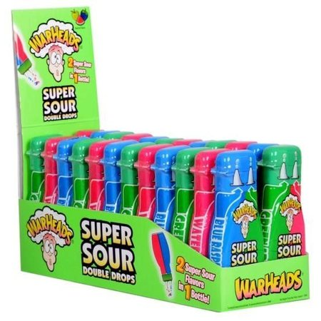 Warheads Warheads Super Sour Double Drops 30ml