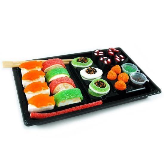 Look O Look Look O Look - Sushi Candy 300 Gram
