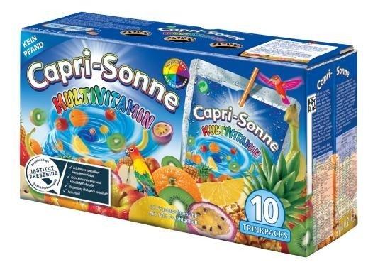 Capri-Son Capri-Sonne Mulivitamin 40-Pack