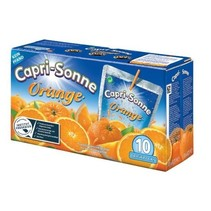 Capri-Sonne Orange 40-Pack