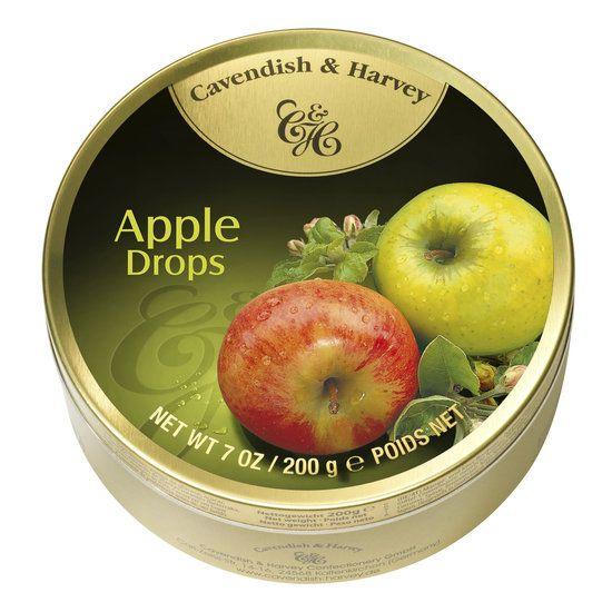 Image of Cavendish & Harvey Cavendish & Harvey Apple Drops 200 Gram 78282665