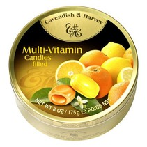 Cavendish & Harvey Multi-Vitamin Drops 175 Gram