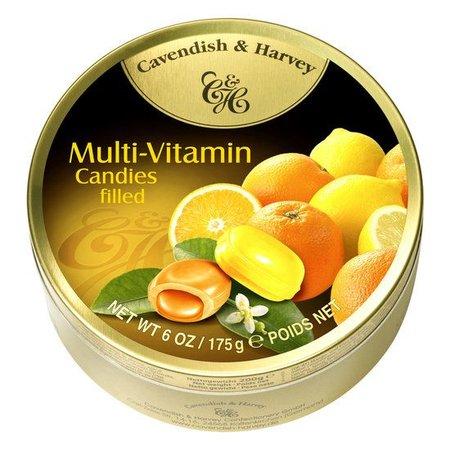 Cavendish & Harvey Cavendish & Harvey Multi-Vitamin Drops 175 Gram