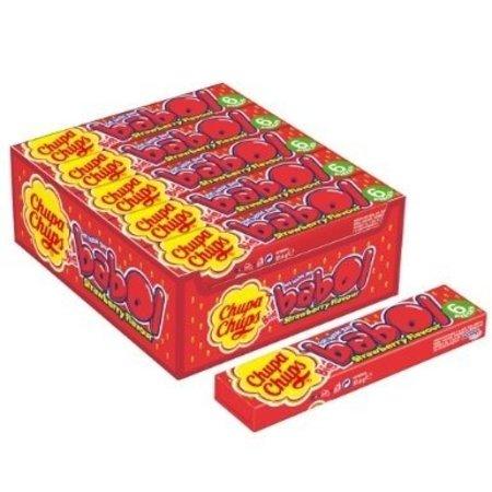 Chupa Chups Chupa Chups - Big Babol Strawberry 20 Stuks