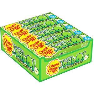 Chupa Chups Chupa Chups - Big Babol Green Apple 20 Stuks