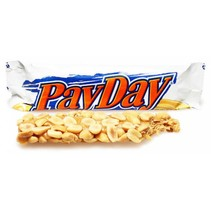 Hershey's PayDay Peanut And Caramel Bar 52 Gram