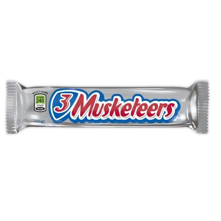 3 Musketeers 3 Musketeers Original Bar 60 Gram