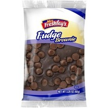 Mrs Freshleys Large Fudge Brownie 92 Gram