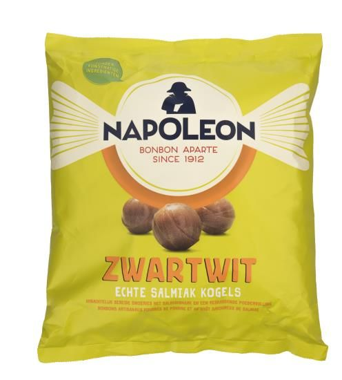 Napoleon Napoleon Zwart Wit Kogels 5 Kilo
