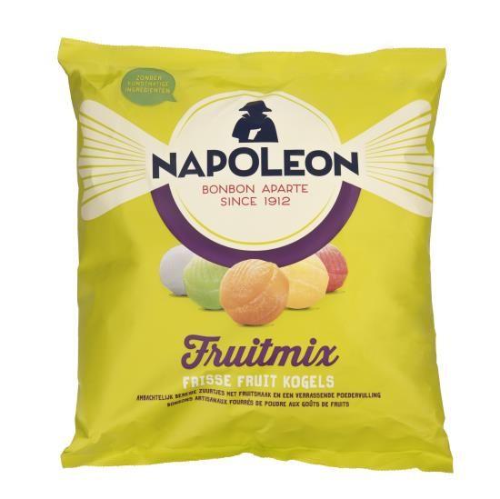 Napoleon Napoleon Fruit Mix Kogels 5 Kilo