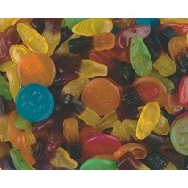 Red Band Crazy Winegum Mix 1 Kilo