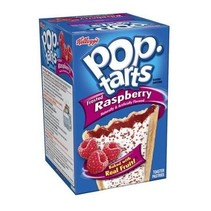 Kellogg's Pop-Tarts Frosted Raspberry 416 Gram