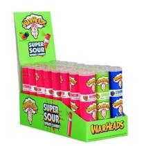 Warheads Sour Spray 20ml
