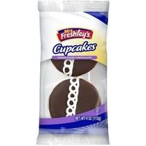 Mrs Freshleys Chocolate Cupcakes 113 Gram