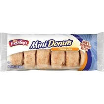 Mrs Freshley's Cinnabon Mini Donuts 85 Gram