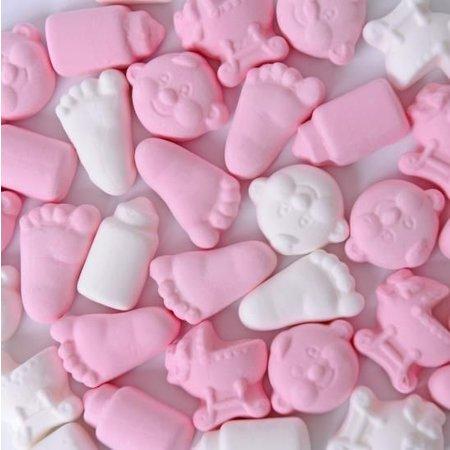 Matthijs Matthijs - Baby Foam Snoep Mix Roze 1 Kilo