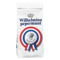 Wilhelmina Pepermunt Zakjes 200 Gram 12 Zakken