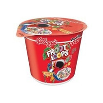 Kellogg's Froot Loops Single Serve Cup 42 Gram