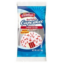 Mrs Freshleys Red Velvet Cupcakes 2-Pack